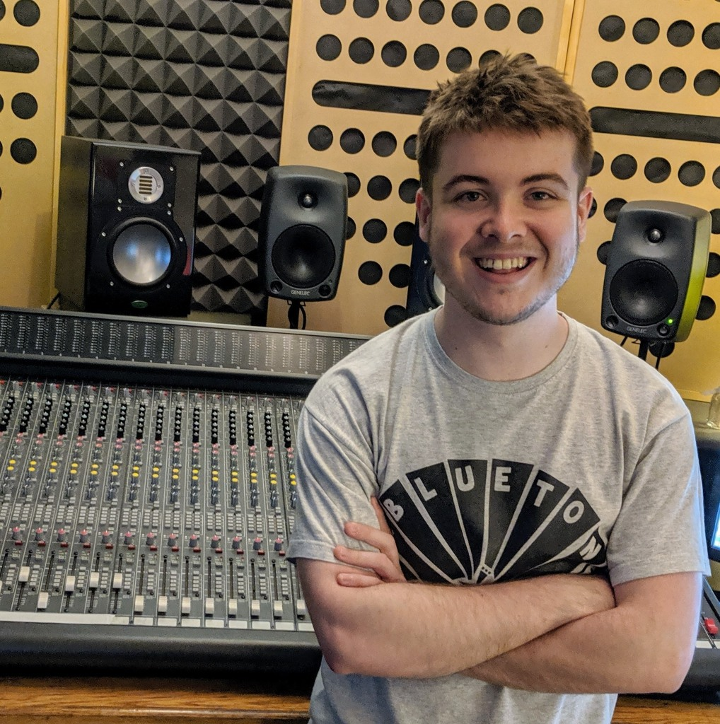 Ryan Griffiths teaches Music Production here.